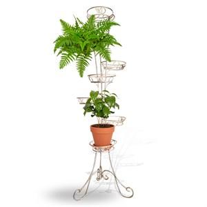 Вертикальная стойка для цветов