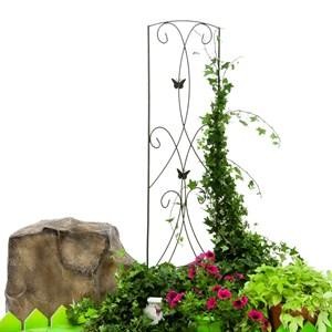 Кованые шпалеры для сада