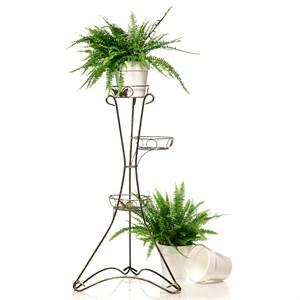 Для цветов вертикальная стойка