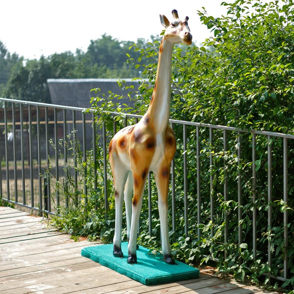 Фигура для сада Жираф большой