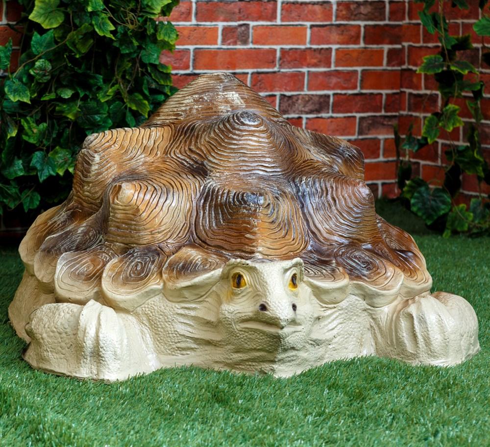 Декоративная крышка люка черепаха