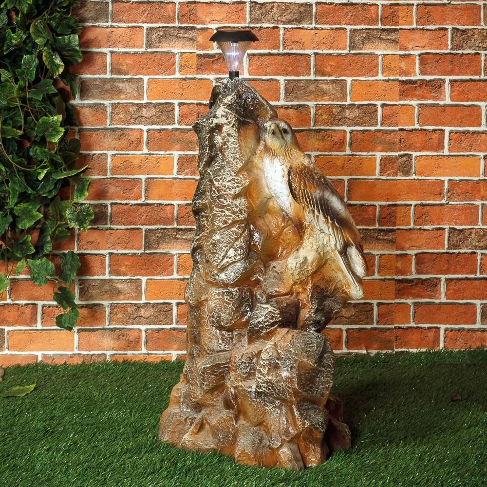 Орел светильник садовый