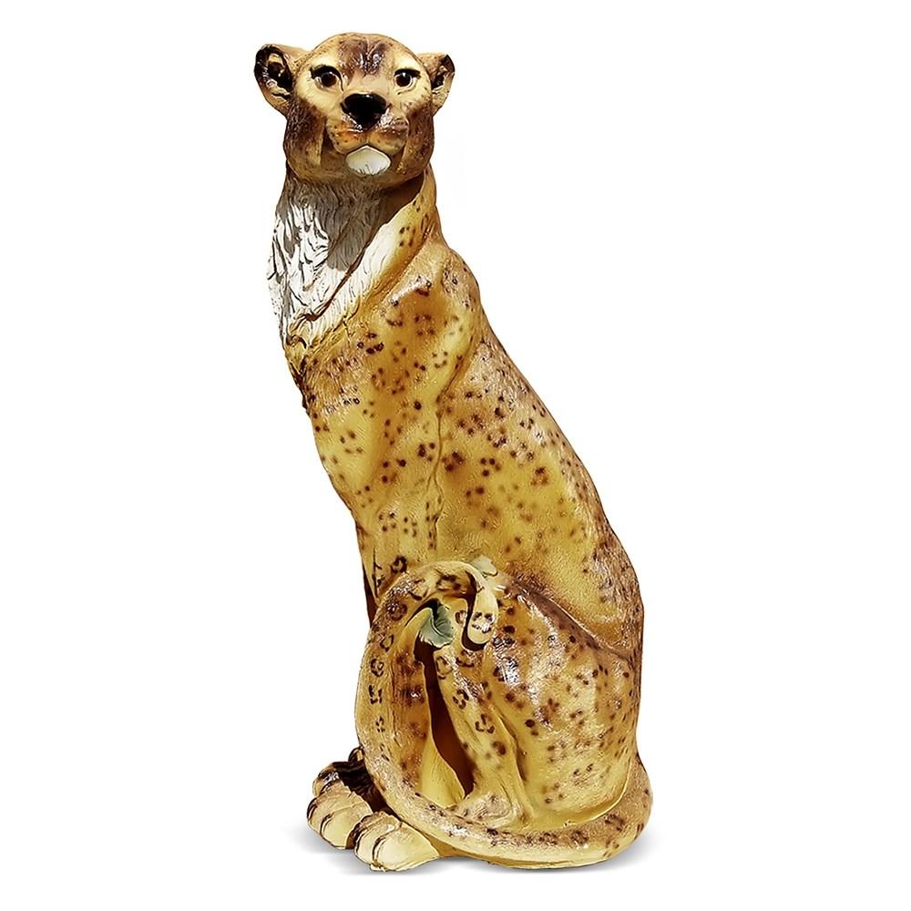 Садовая фигура Леопард