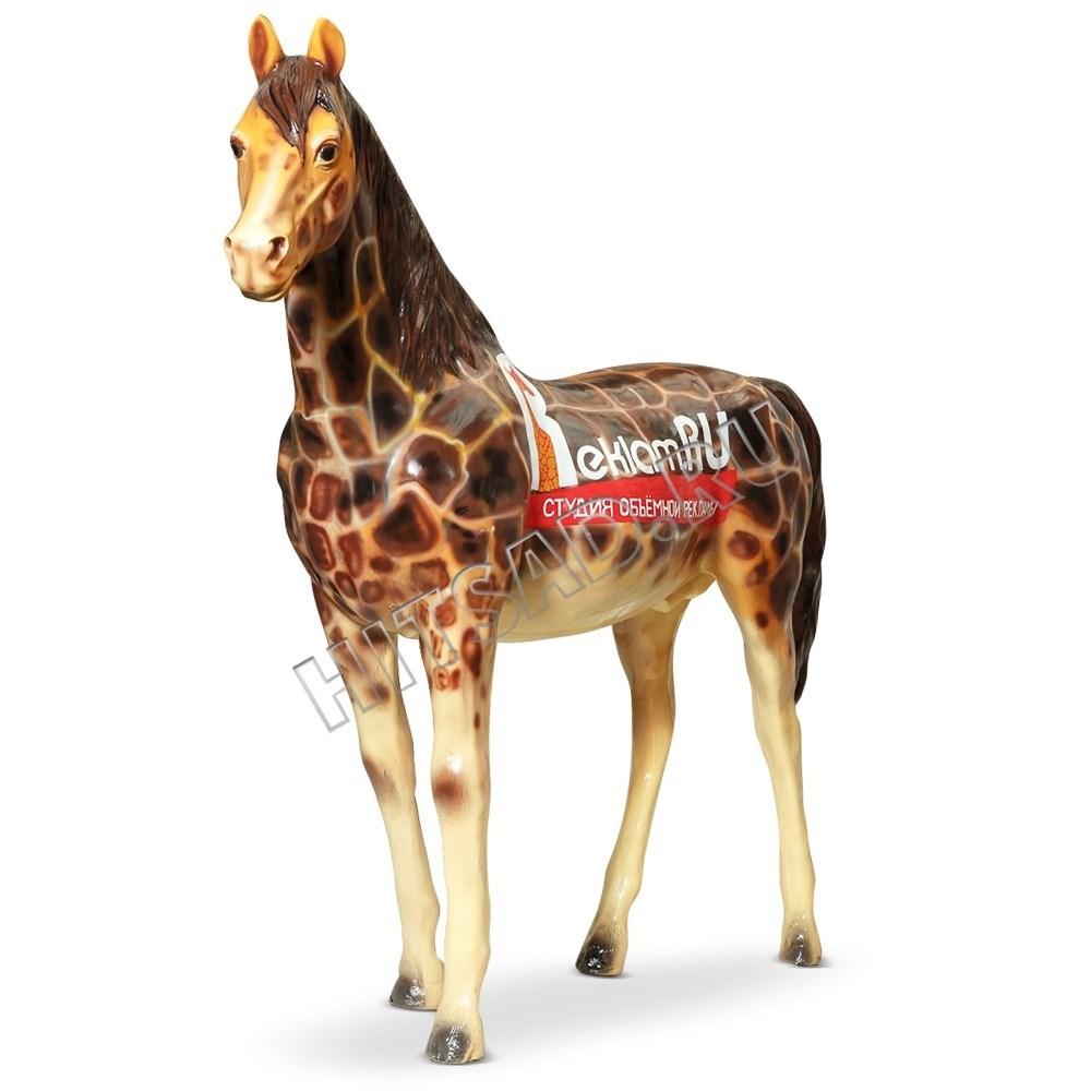 Садовая фигура Конь большой - фото 28754