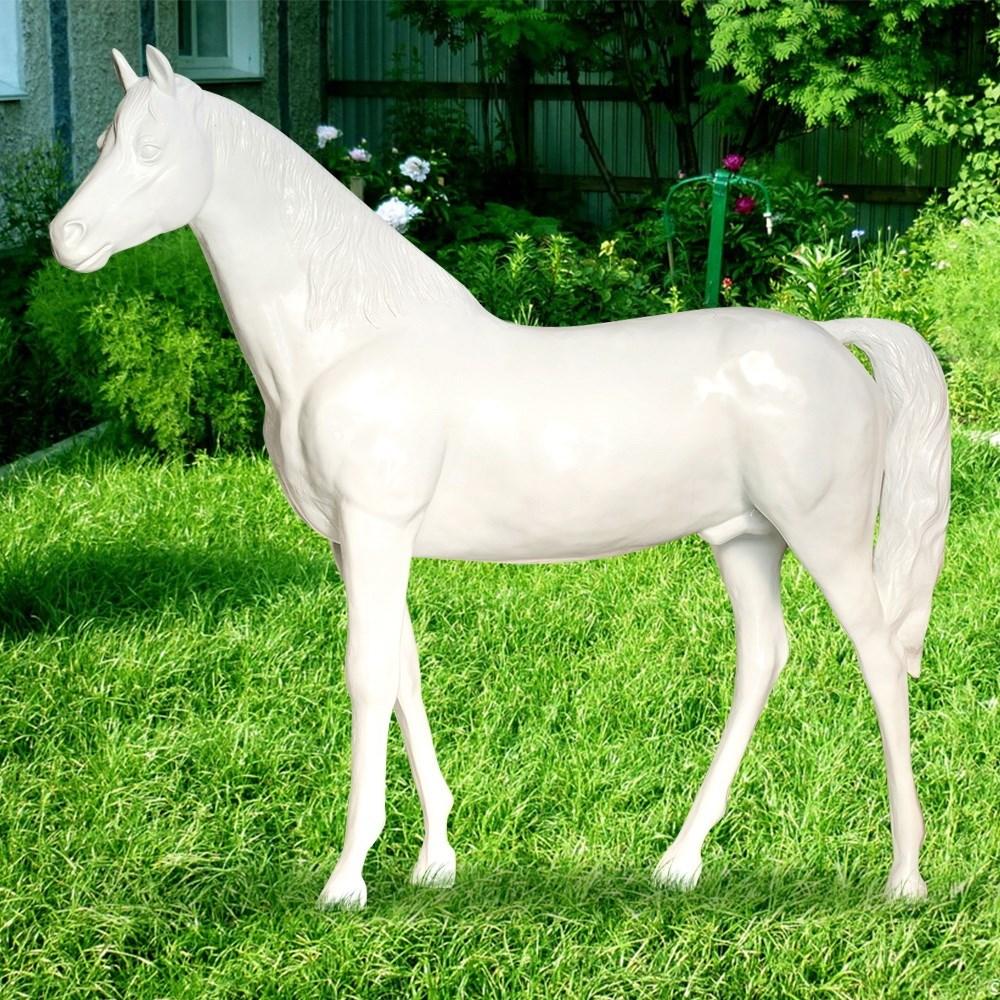 Садовая фигура Конь большой - фото 29967