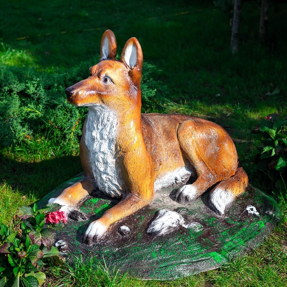 Фигура садовая Собака