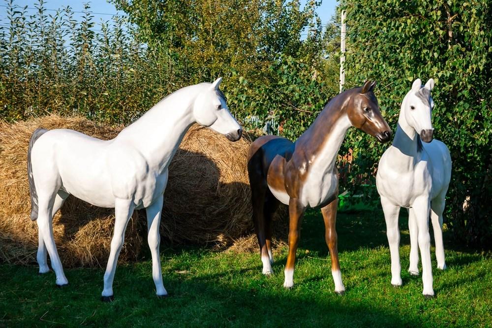 Садовая фигура Конь большой - фото 38983