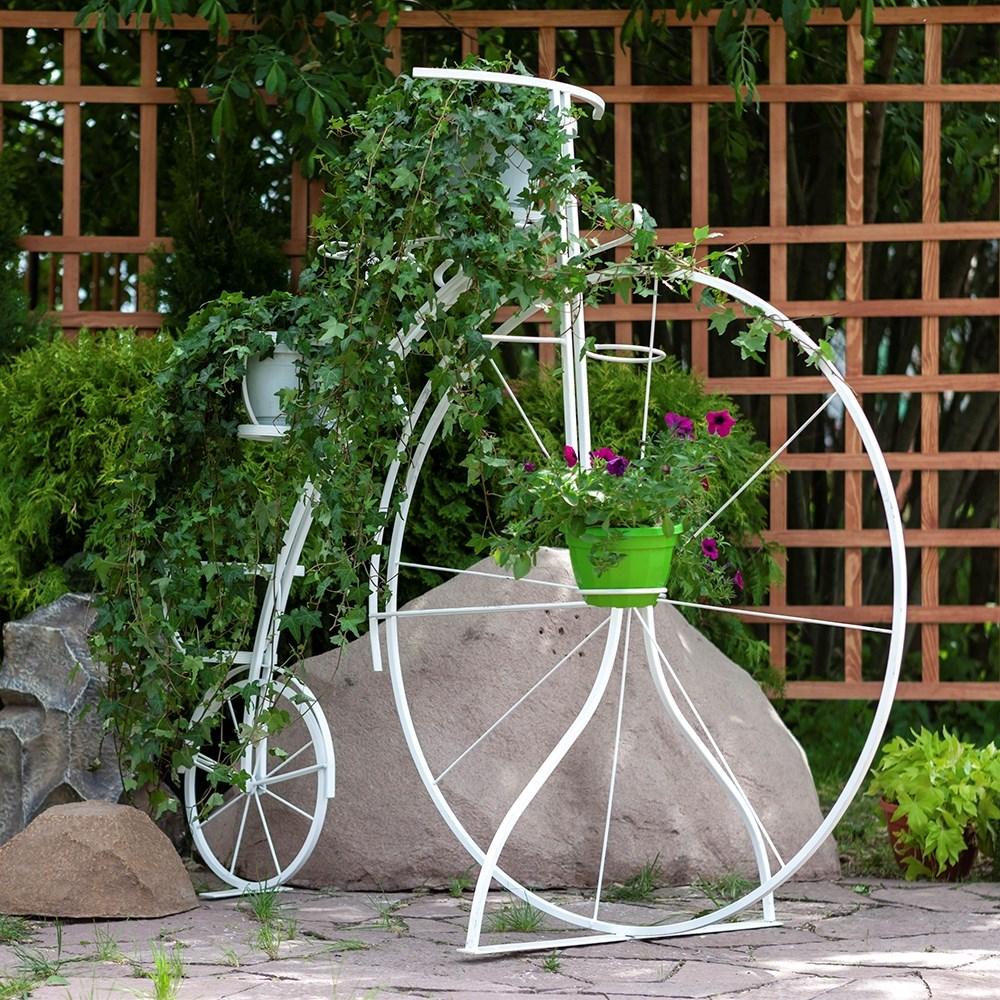 Кованая садовая поставка