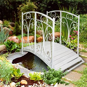 Садовый мостик