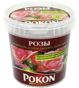 Удобрение Покон для роз