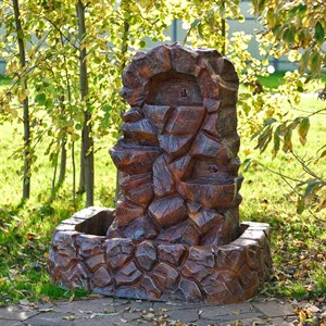 Декоративный фонтан за 18000 руб.