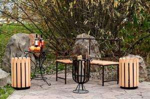 Комплект кованой мебели 7961