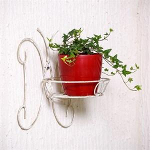Кованая подставка для цветка