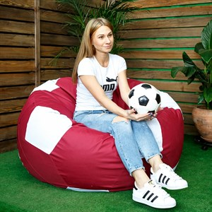 Кресло мешок футбольный мяч