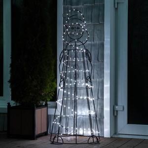 Фигура Дед мороз световая