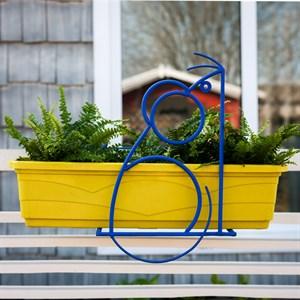 Балконная подставка для цветов 51-500