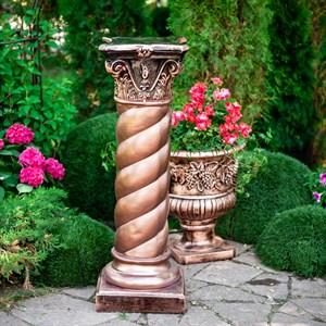 Скульптура колонна