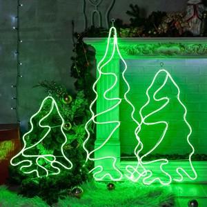 Световые фигуры новогодние