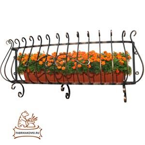 Для цветочных ящиков кронштейн 51-256