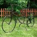 Кованый велосипед