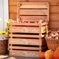 Деревянные ящики для хранения фото
