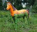 Садовая фигура Конь большой - фото 28746