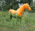 Садовая фигура Конь большой - фото 28748