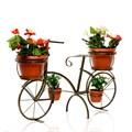 Декоративный кованый велосипед