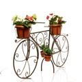 Кованый велосипед фото