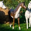 Садовая фигура Конь большой - фото 38980