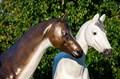Садовая фигура Конь большой - фото 38981