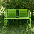 Садовая кресло качалка
