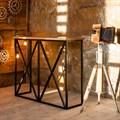 Стол барный лофт 66-100 - фото 50300
